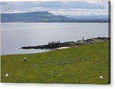 Lough Foyle 4210 Acrylic Print