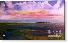 Louisiana Clouds Acrylic Print