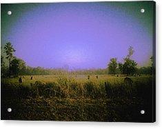 Louisiana Pastoria Acrylic Print
