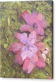 Louisiana Spring Acrylic Print