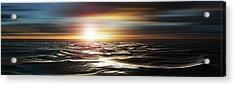Love Across The Ocean Acrylic Print