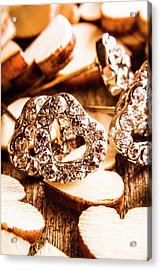 Love And The Jewellery Store Acrylic Print