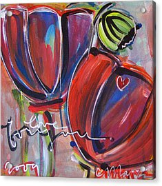 Love For You No.3 Acrylic Print