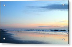 Love Is In My Life Acrylic Print by Fiona Kennard