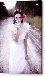 Love Of Magic Kisses Acrylic Print by Jorgo Photography - Wall Art Gallery