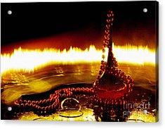Love Potion  Acrylic Print by Prar Kulasekara