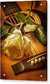 Love Song In The Making Acrylic Print
