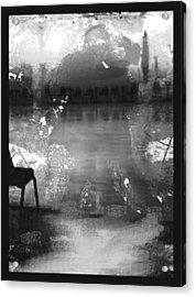 Lovedance Acrylic Print