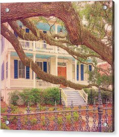 Lovely Old South Acrylic Print