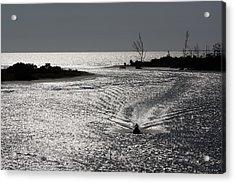 Lover's Key Sparkles Acrylic Print