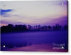 Loves Passion Acrylic Print by Robyn King