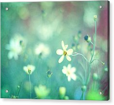 Lovestruck Acrylic Print by Amy Tyler