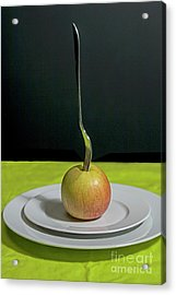 Low Calorie Meal Acrylic Print