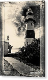 Low Head Lighthouse Acrylic Print