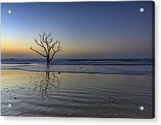 Low Tide Calm - Botany Bay Acrylic Print