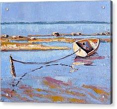 Low Tide Flats II Acrylic Print