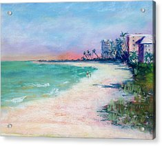 Lowdermilk Park North Acrylic Print by Laurie Paci