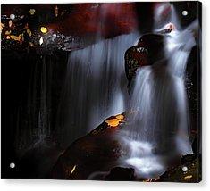 Lower Amicalola Falls Acrylic Print