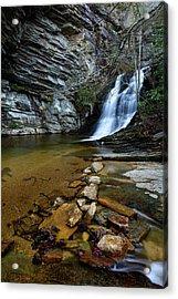 Lower Cascades Acrylic Print