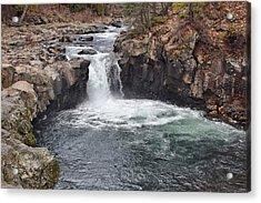 Lower Mccloud Falls Acrylic Print