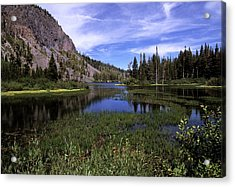 Lower Twin Lakes Acrylic Print