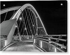 Lowry Avenue Bridge Acrylic Print