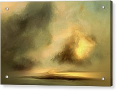 Lucent Acrylic Print by Lonnie Christopher