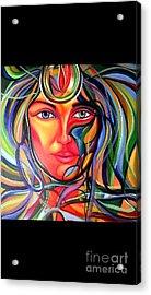 Luces Acrylic Print