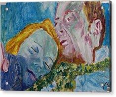 Lucian And Kate Iv Acrylic Print by Bachmors Artist