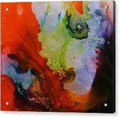 Lucid Dream Acrylic Print by Marianna Mills