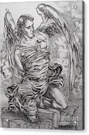 Lucifer Bound Acrylic Print