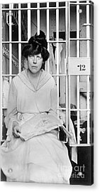 Lucy Burns (1879-1966) Acrylic Print by Granger