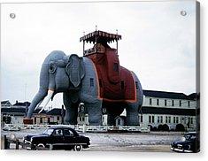Lucy The Elephant 2 Acrylic Print