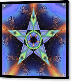 Lumimatter Acrylic Print by Bell And Todd