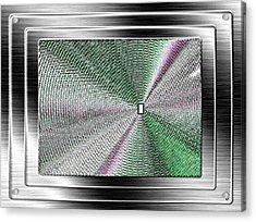 Luminous Energy 13 Acrylic Print by Will Borden