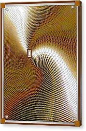 Luminous Energy 16 Acrylic Print