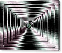 Luminous Energy 4 Acrylic Print by Will Borden