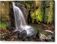 Acrylic Print featuring the photograph Lumsdale Falls 3.0 by Yhun Suarez