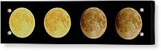Lunar Eclipse Progression Acrylic Print