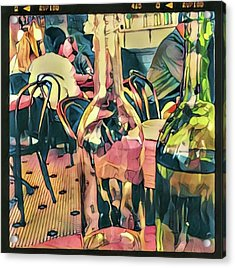 Lunch At Smiths Acrylic Print