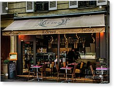 Lunch In Paris Acrylic Print