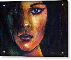 Lupina Acrylic Print