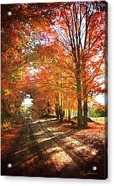 Lupton Road Acrylic Print