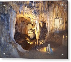 Luray Caverns Acrylic Print