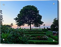 Lynch Park At Dawn Beverly Ma Acrylic Print