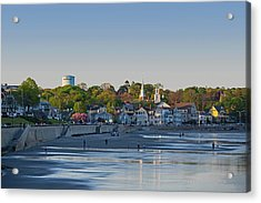 Lynn Waterfront Swampscott Water Tower Lynn Ma Acrylic Print