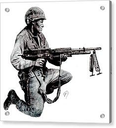 M-60 Acrylic Print