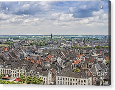 Maastricht In The Netherlands Acrylic Print