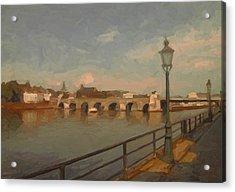 Maastricht Acrylic Print