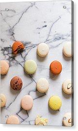 Macaron Pattern Acrylic Print